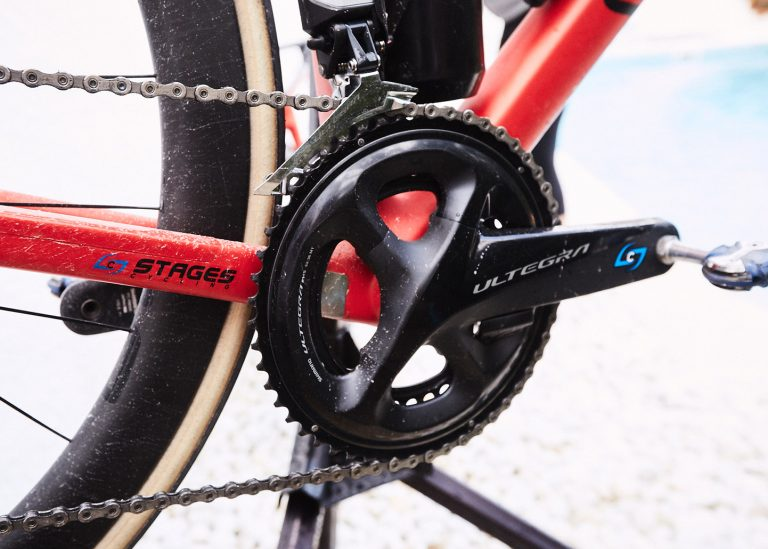 Stages Power meter maintenance
