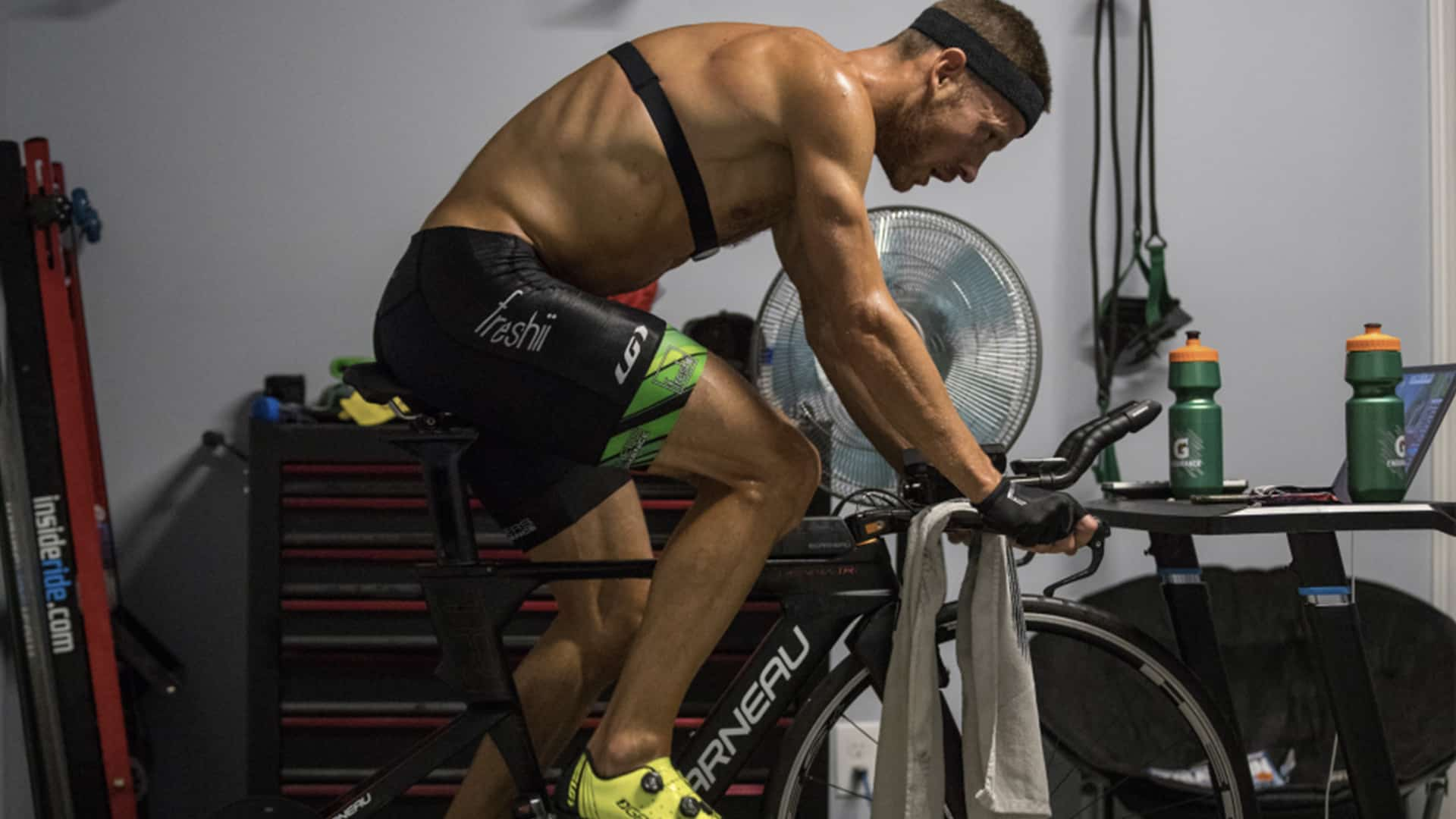 5 Indoor Cycling Workouts To Help You Love Your Trainer