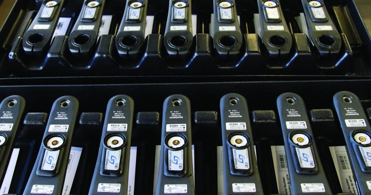 Stages Power meters